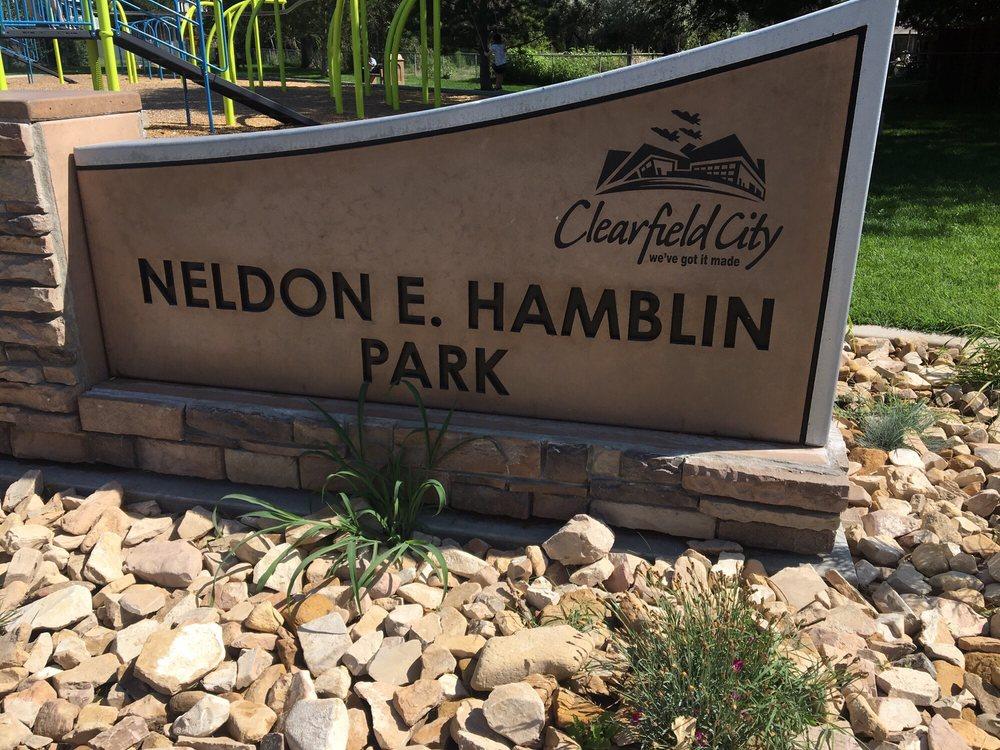 Neldon E. Hamblin Park: 90 W 200th S, Clearfield, UT