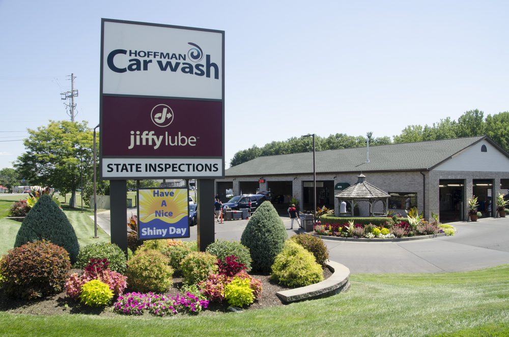 Hoffman Car Wash Clifton Park