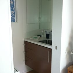 photo of usta zakar cabinets los angeles ca united states bathroom