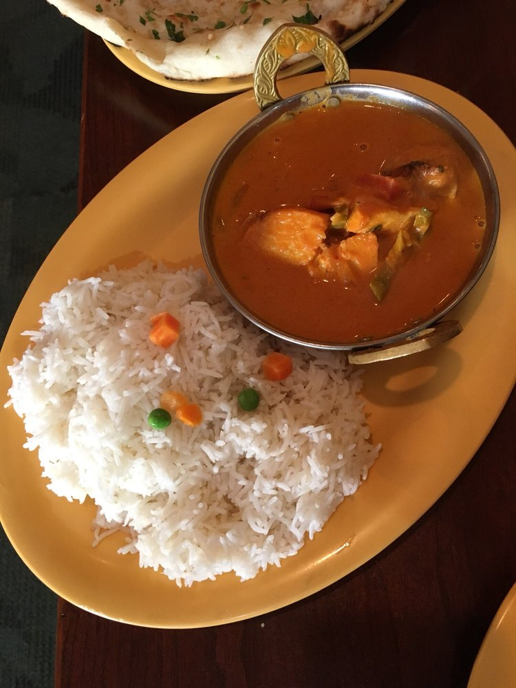 Evergreen Indian Restaurant: 136 SW 3rd St, Corvallis, OR