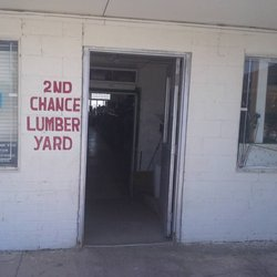 Photo of Second Chance Lumber Yard - Lordsburg NM United States. Backside entrance & Second Chance Lumber Yard - Hardware Stores - 320 E Motel Dr ... pezcame.com