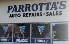 Parrotta's Auto Repair & Sales: 357 Main St, Agawam, MA