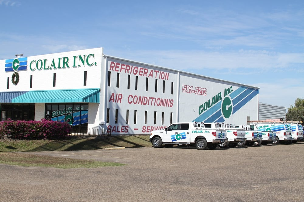 Colair, Inc.: Mission, TX
