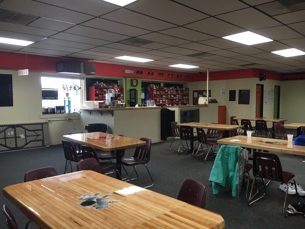 American Legion Lounge & Lanes: 106 S James St, Grayling, MI