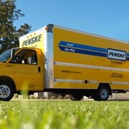 Penske truck rental pottsville pa