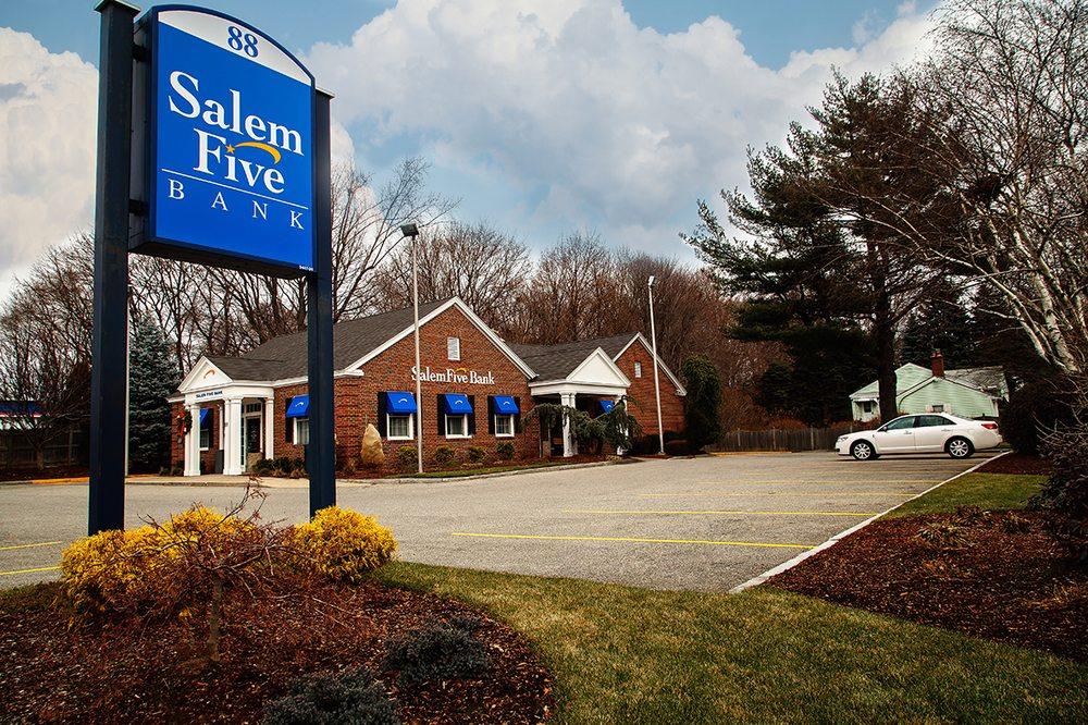 Salem Five Bank - Banks & Credit Unions - 424 Essex St ...