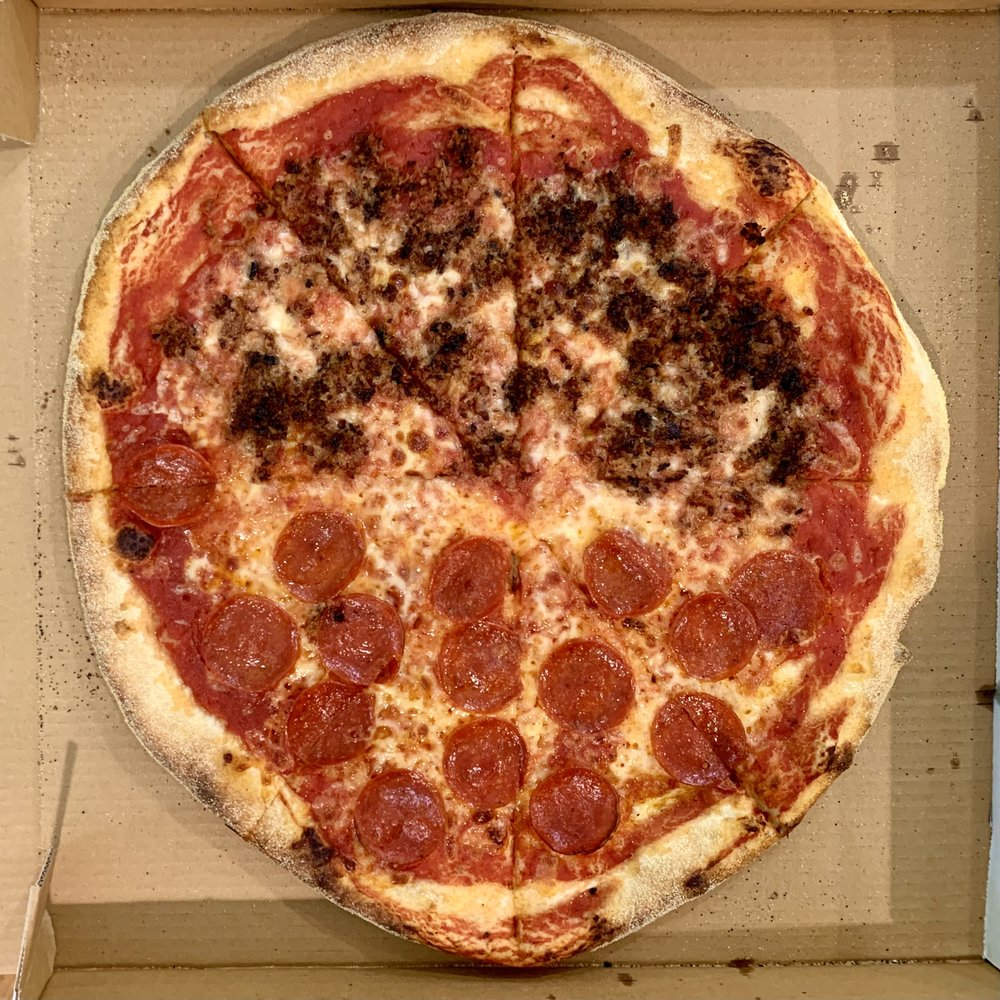 Imperial Pizza: 615 South Ave, Secane, PA