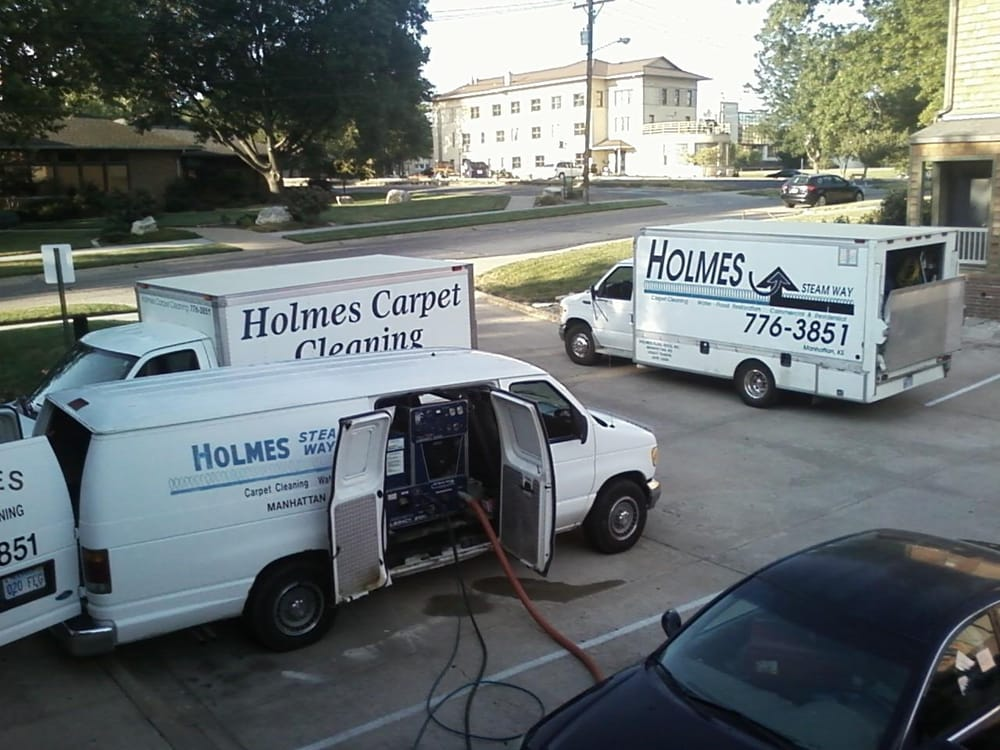 Holmes Carpet Cleaning 303 Plymate Ln Manhattan Ks Phone Number Yelp