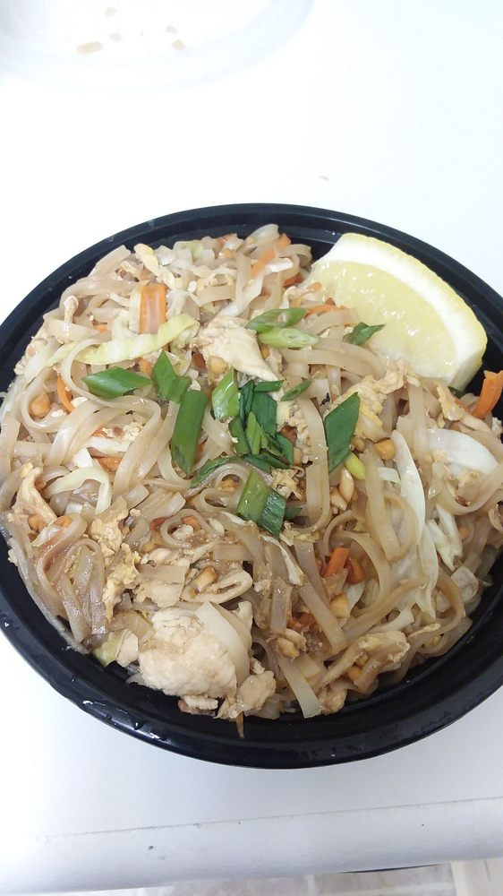 Food from South Sea Thai Kitchen