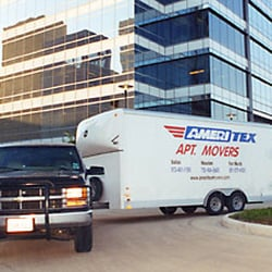 Ameritex Apartment Movers Movers W Hunter Ferrell Rd - Apartment movers houston tx