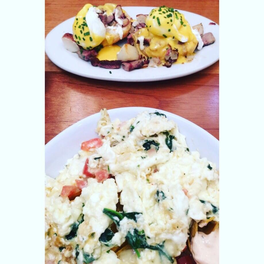 Ruby Slipper Cafe Marigny New Orleans La
