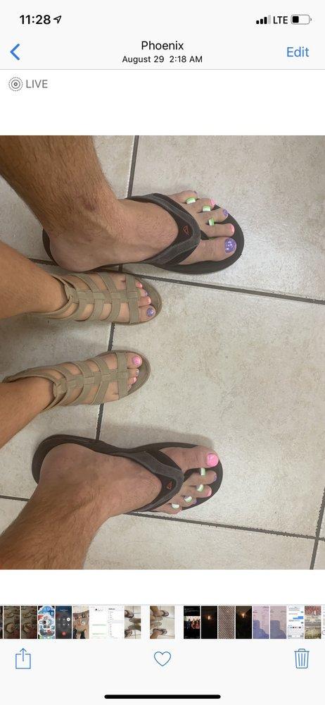 Five Star Nails & Spas: 20833 N Cave Creek Rd, Phoenix, AZ