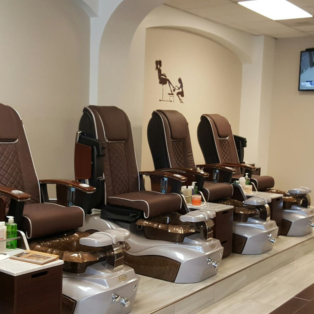 The Nail Bar & Spa: 670 Rte 211 E, Middletown, NY