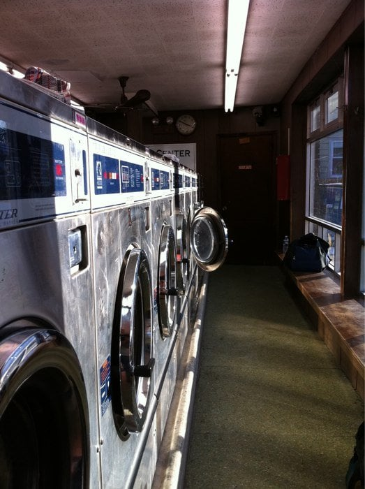Somerville Laundromat: 81 Somerset St, Somerville, NJ