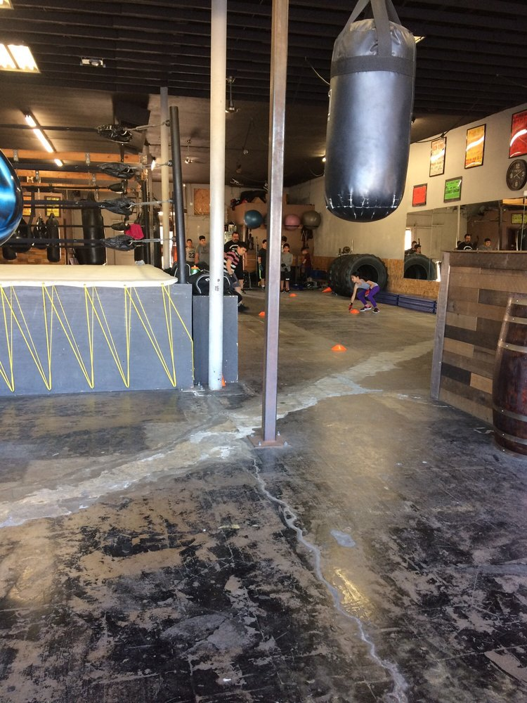 House Of Boxing Training Center