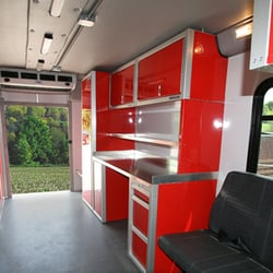 Charmant Photo Of Moduline Cabinets   Brockton, MA, United States. Trailer Cabinet