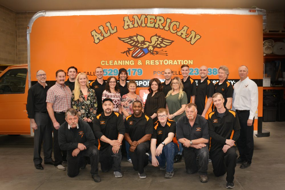 All American Cleaning & Restoration: 4929 Yellowstone Ave, Pocatello, ID