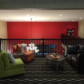 Photo Of Berlin Grande Hotel Oh United States Second Floor Foyer