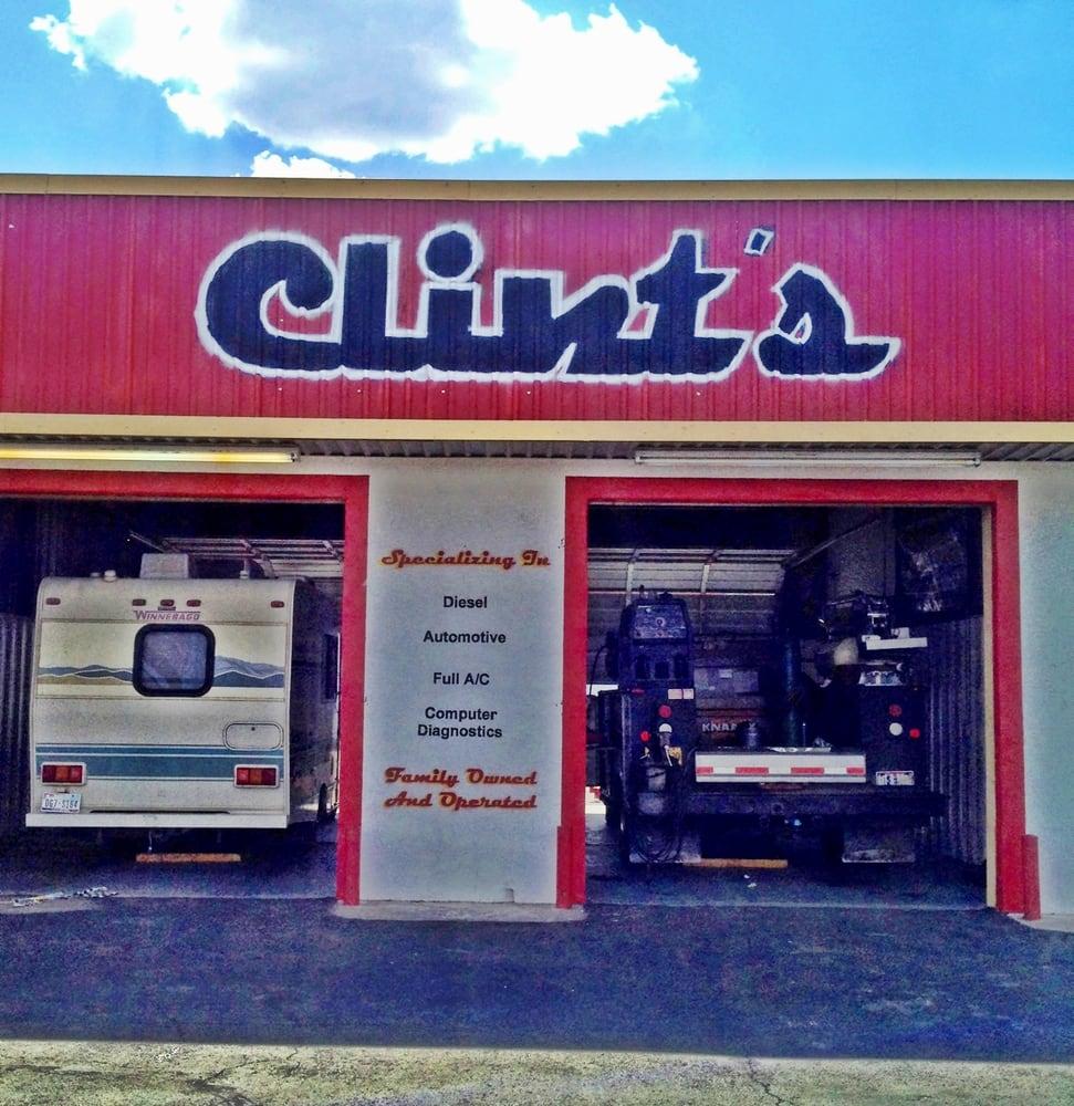 Clint s garage geschlossen auto reparaturen 1812 s for Garage bel auto 38400