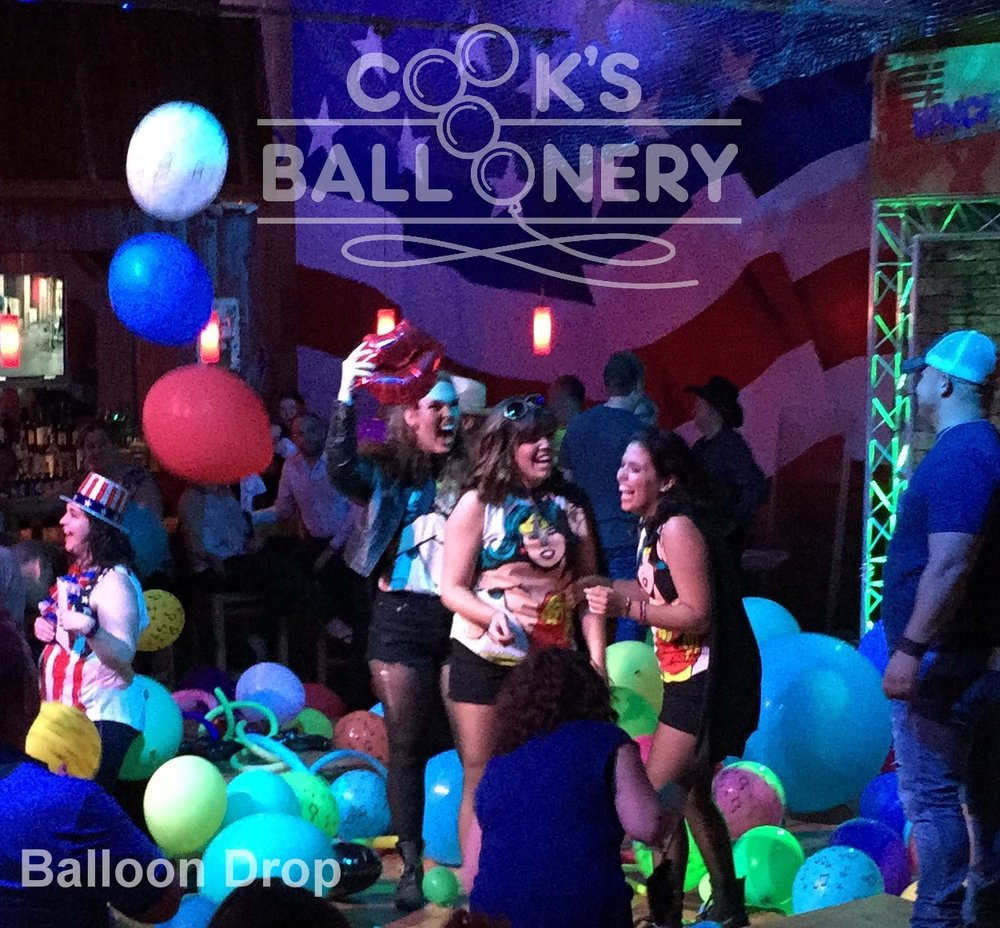 Cook's Balloonery & Helium: 320 S State St, Westerville, OH