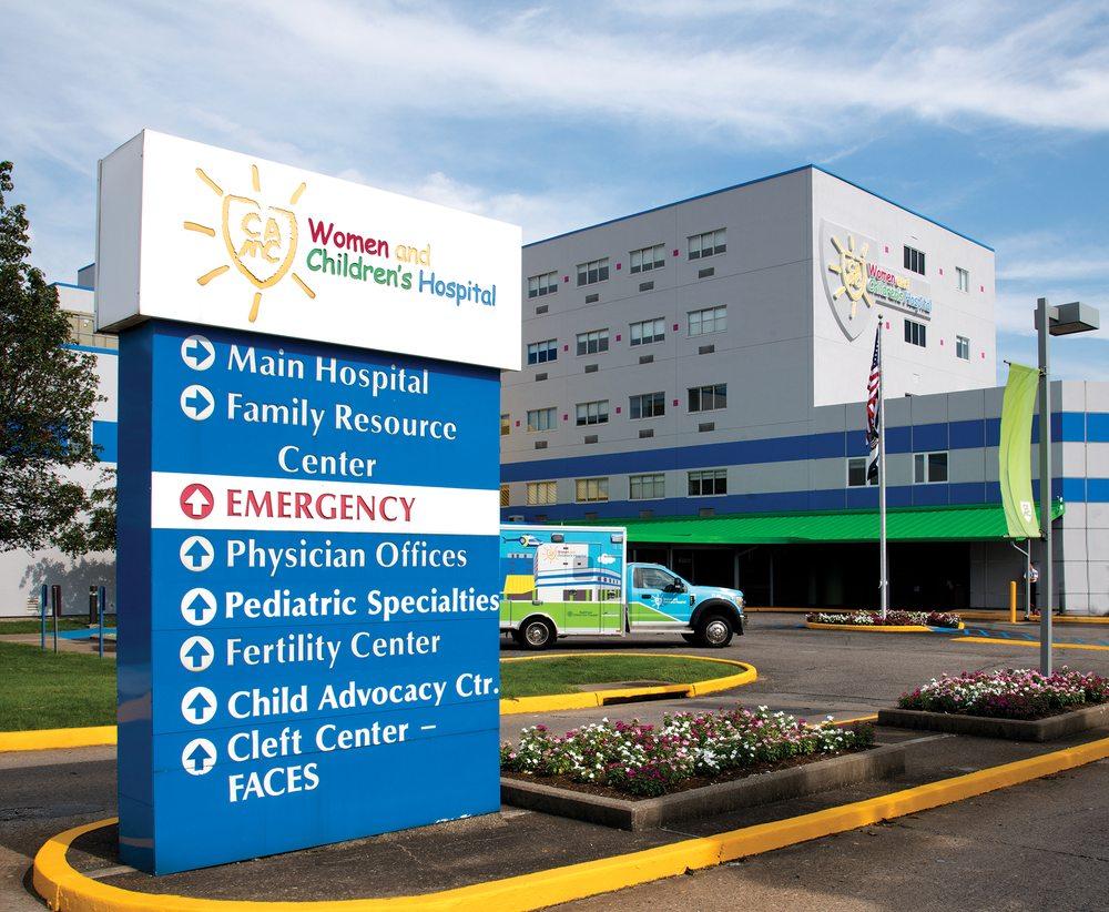 CAMC Women and Children's Hospital: 800 Pennsylvania Ave, Charleston, WV