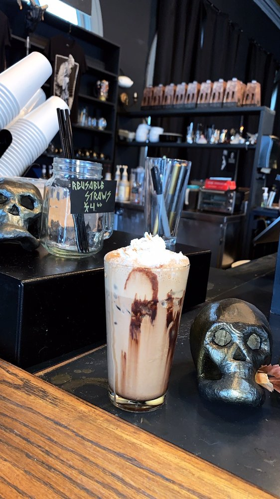Black Forge Coffee: 701 Chartiers Ave, McKees Rocks, PA