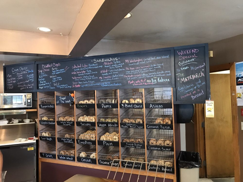 Bagels Plus: 2988 White Mountain Hwy, North Conway, NH