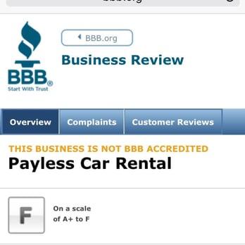 Payless Car Rental Maui
