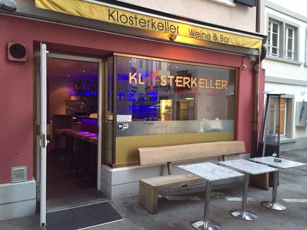 Restaurant klosterkeller cuisine suisse bankgasse 10 - Restaurant cuisine moleculaire suisse ...
