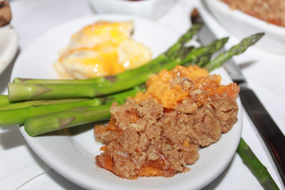 Scalloped Potatoes Asparagus And Sweet Potato Casserole