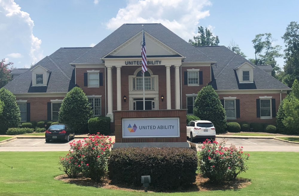 United Ability: 100 Oslo Cir, Birmingham, AL