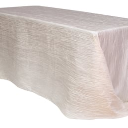 Photo Of Bridal Tablecloths   Los Angeles, CA, United States. 90 X 132