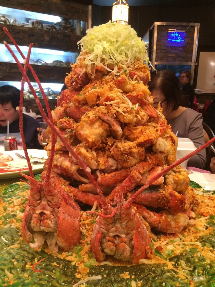 Lobster Mountain in Hong Kong Style - Yelp