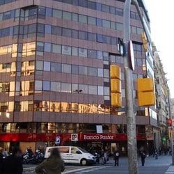 Banco pastor bank building societies passeig de for Banco pastor oficinas barcelona