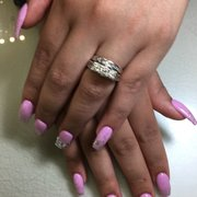 Gel Manicure 3 Photo Of Natural Nails Chapel Hill Nc United States