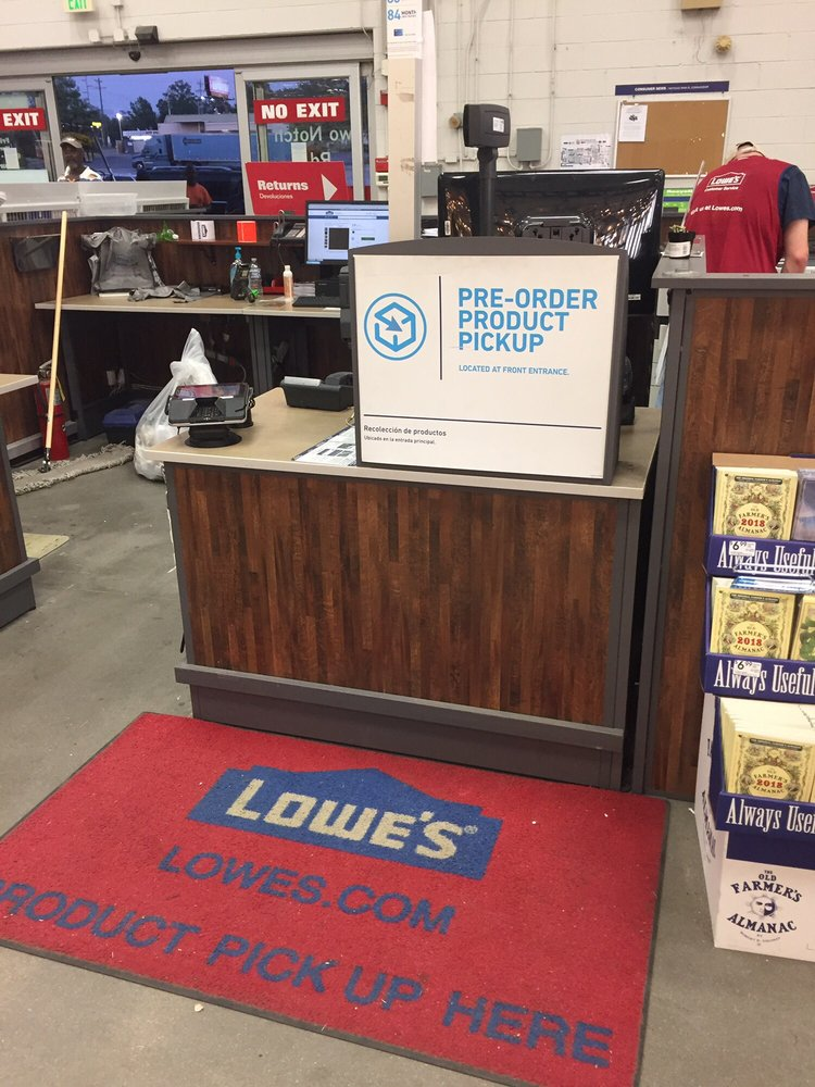 Lowe's Home Improvement: 7441 Two Notch Rd, Columbia, SC