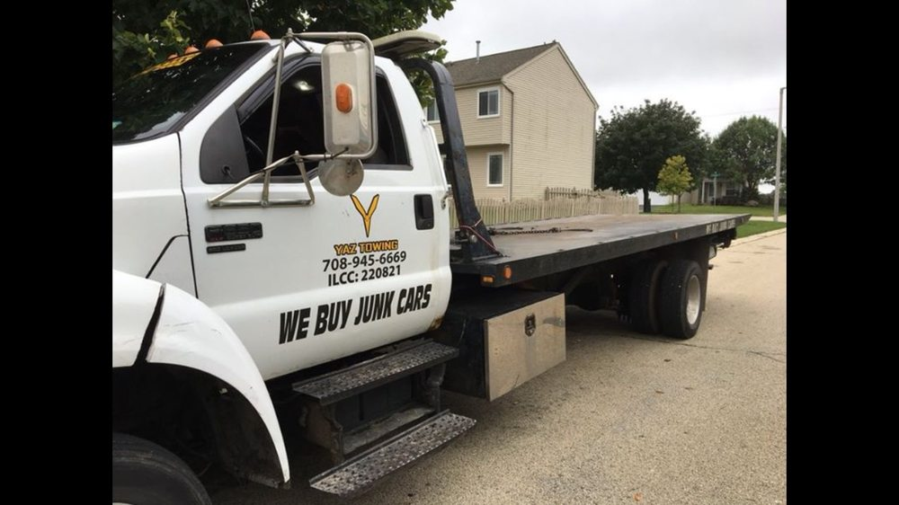 Towing business in Plainfield, IL