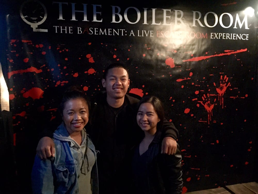 Captured and dead but happy haha yelp for The basement a live escape room experience events