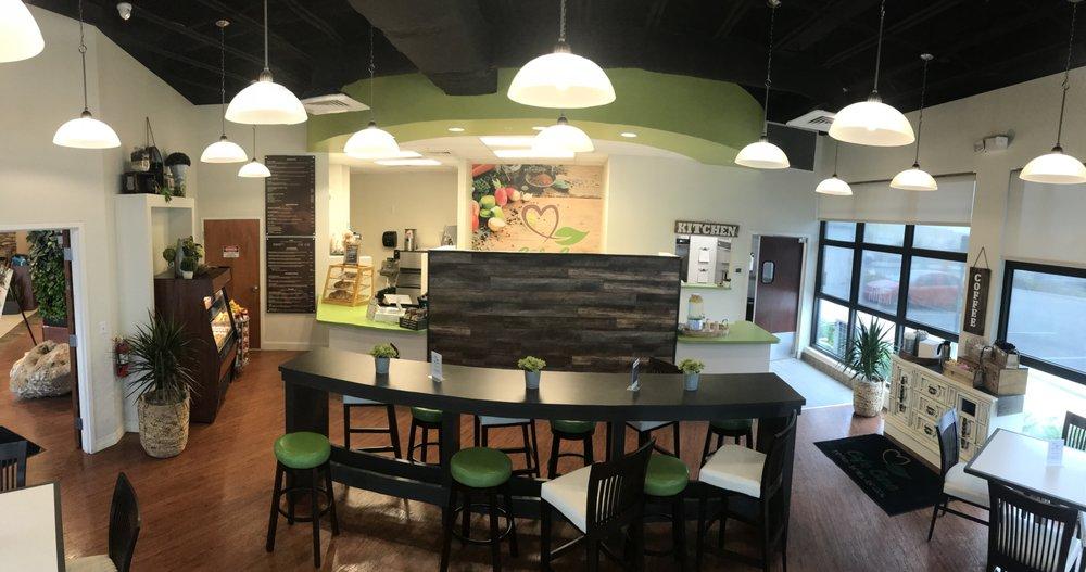 Cafe Cure: 8900 Park Blvd N, Seminole, FL