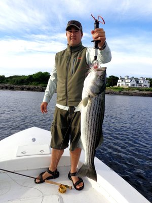 Saco Bay Stripers - Fishing - 5 Paquatanee Pl, Biddeford, ME - Phone