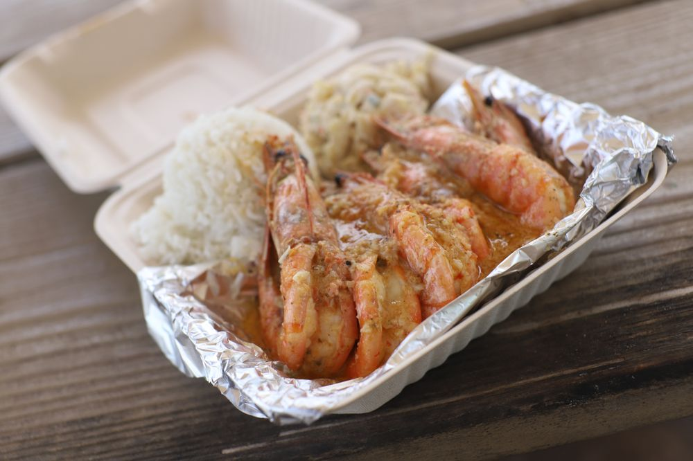 Trucking Delicious-NOW Trucking Delicious Cafe: 5-5144 Kuhio Hwy, Hanalei, HI