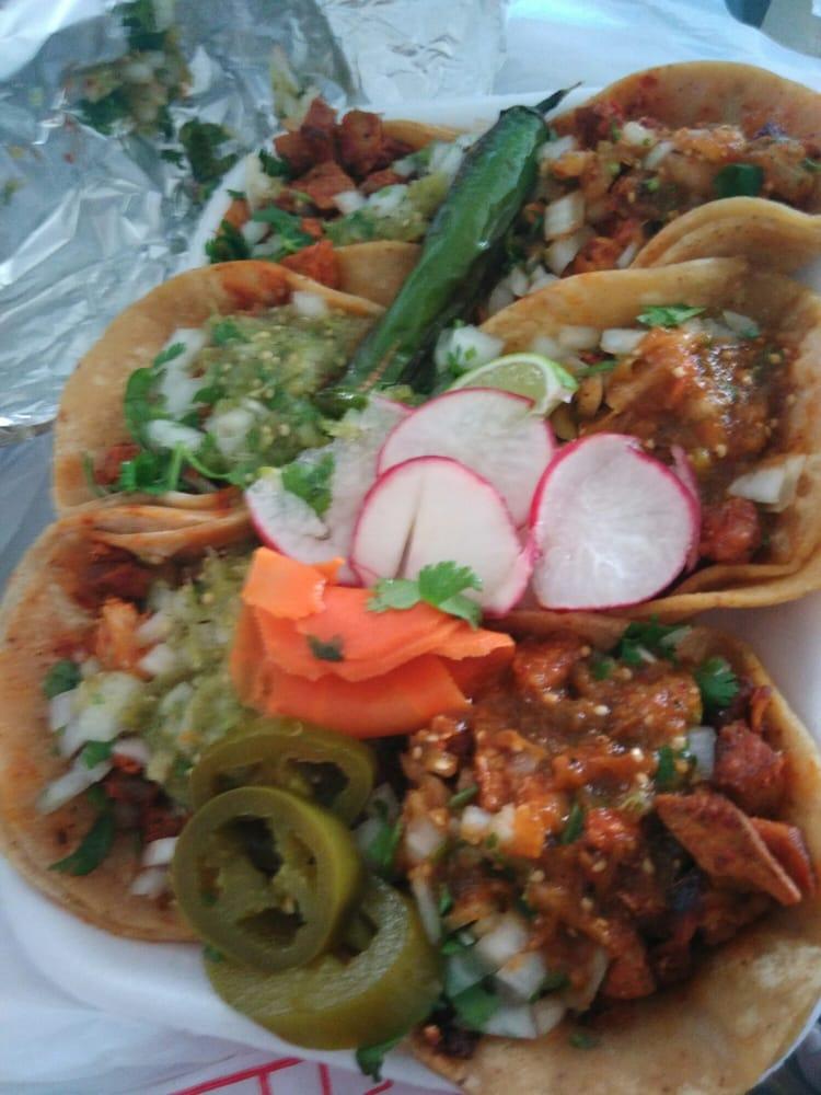 Fatima's Taco Truck: 150TH Ave, San Leandro, CA