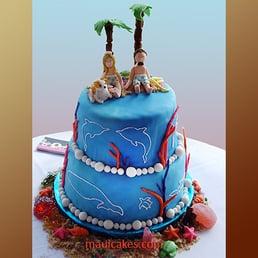 Photos For Maui Cakes Yelp - Maui birthday cakes