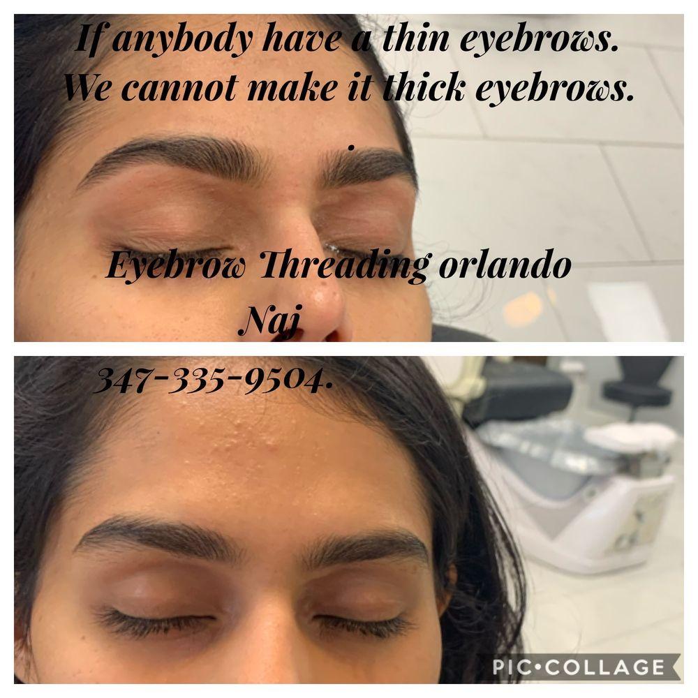 Eyebrow Threading Orlando: 717 S Semoran Blvd, Orlando, FL