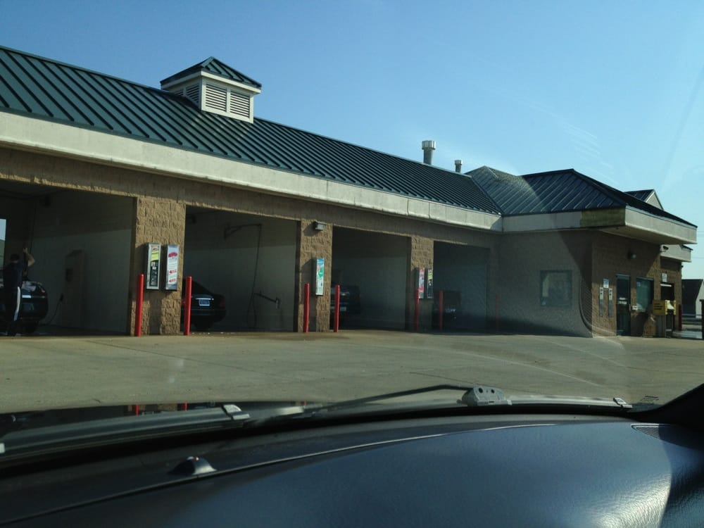 Eastside Magic Spray Carwash: 4908 Tazer Dr, Lafayette, IN