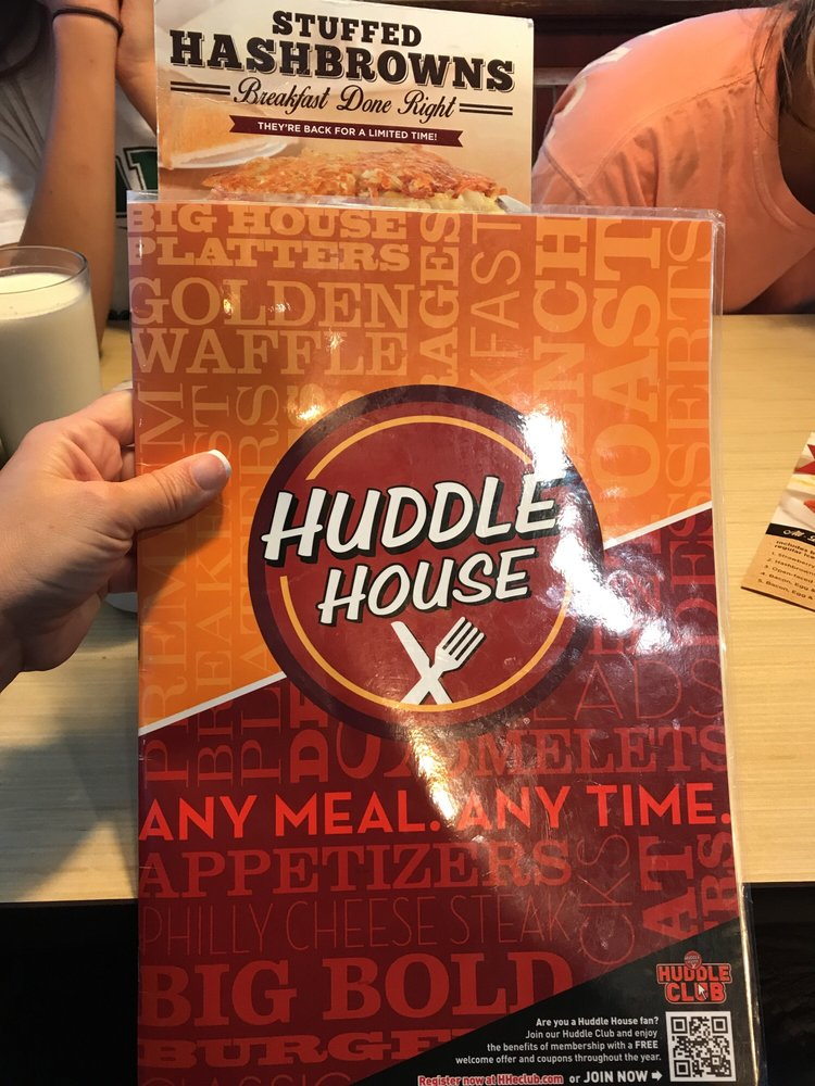 Huddle House: 8 Grandview Drive, Collins, MS