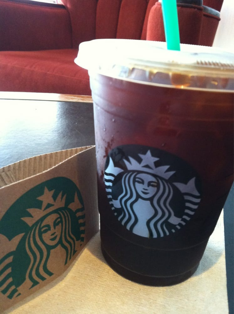 recipe: iced americano starbucks [35]