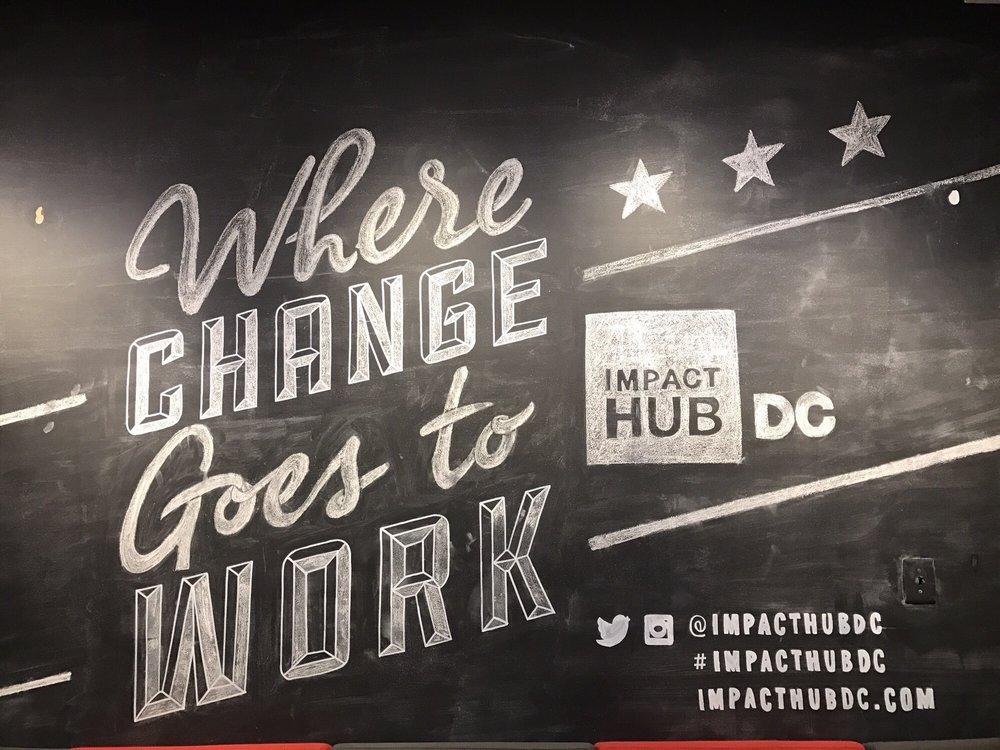 Impact Hub DC: 419 7th St NW, Washington, DC, DC