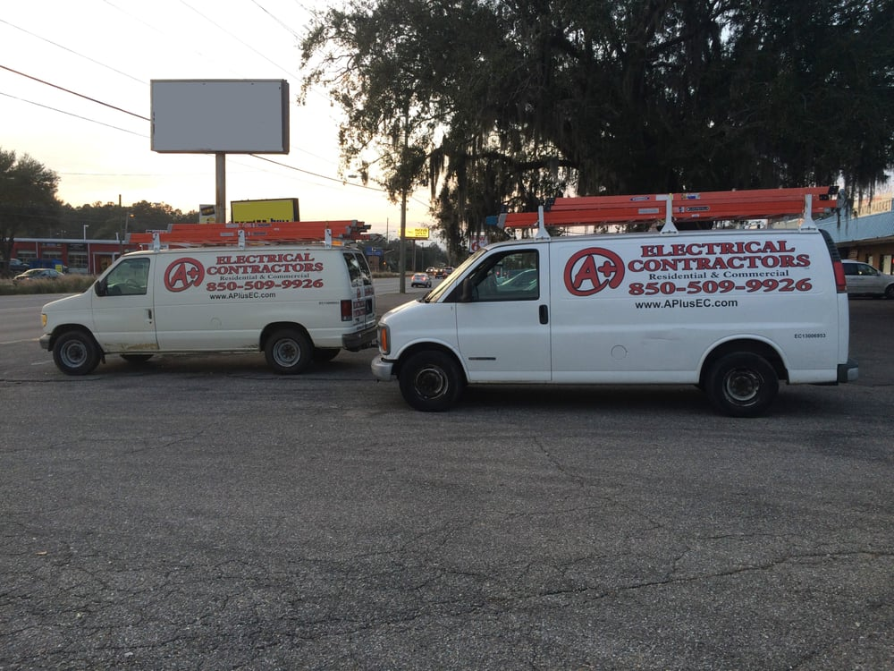 A+ Electrical Contractors: Tallahassee, FL