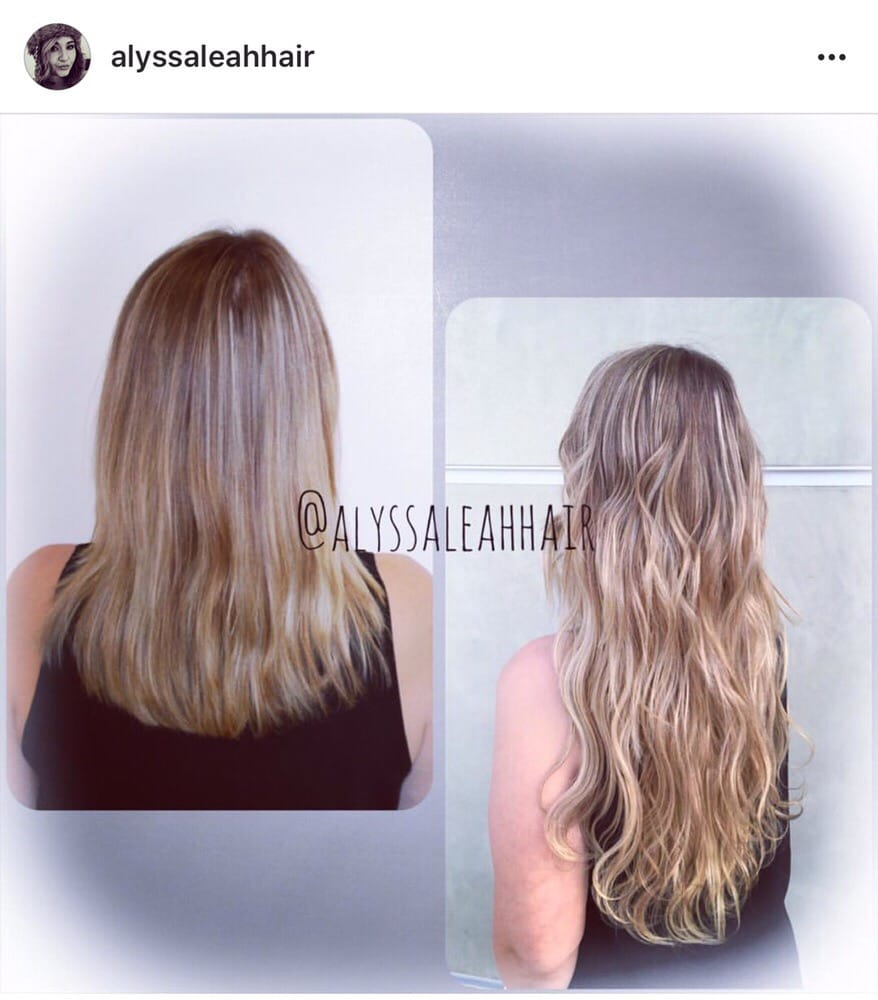 KeraTip extensions. Follow us on Instagram  thehairshopvalley to see ... 9ce0a171c